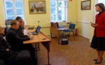 Преподаватели МЭБИК на встрече со студентами духовной семинарии