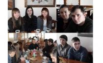 Заседание студенческого совета МЭБИК и КТЭиУ