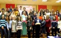 VII фестиваль песен о любви на иностранных языках в Лингвистическом центре Дома знаний