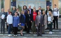 Преподаватели МЭБИК на конференции в Гомеле. Подписание договора о сотрудничестве