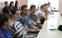 Встреча со студентами МЭБИК по профилактике социально опасных заболеваний среди молодежи