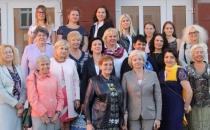 Курские и Гомельские активистки женских организаций встретились как добрые подруги