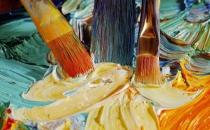 В мастерской у живописцев