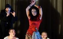 Пластический спектакль «Горбатое сердце» Молодежного театра «3Д» МЭБИК