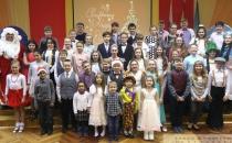 Рождественские встречи в Доме знаний для детей!