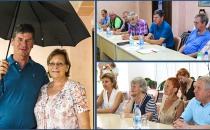 В заседании курского интеллект-клуба приняли участие иностранные гости
