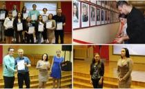 Торжественное открытие Галереи почета в МЭБИК и КТЭиУ!