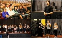 Открытое занятие Молодежного театра «3Д» МЭБИК