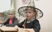 Хэллоуин в Лингвистическом центре Дома знаний