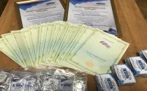 Удостоверения о повышении квалификации получили муниципальные служащие города Железногорска