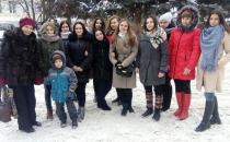Экскурсия студенческого актива МЭБИК и КТЭиУ в Брянск