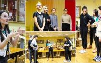 Мастер-класс по актерскому мастерству от актрисы Молодежного театра «3Д» Алины Бородкиной