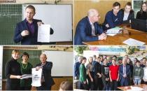 Старшеклассники Льговского района стали участниками проекта «Свой собственный бизнес. Обсудим перспективы вместе»