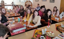 Собрание молодежного актива Круга друзей «Курск – Шпайер»