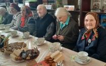 Поздравление тружеников тыла в Советском районе Курской области