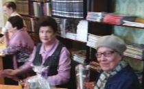 Встреча с вдовами участников ВОВ и детьми войны Рыльского района Курской области
