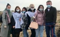 Волонтеры МЭБИК и КТЭиУ принимают участие в акции «Сохраним лес»