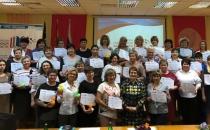 Школа гражданской активности: первое занятие для женщин, глав муниципалитетов Курской области