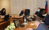 БЕЗОПАСНОЕ ЛЕТО – тема очередного заседания Общественного Совета УМВД России по Курской области